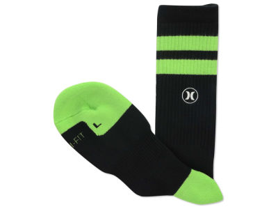 Hurley Block Party Elite Sock