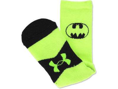 Under Armour Superhero Neon Sock