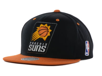 Phoenix Suns Mitchell and Ness NBA Under Over Snapback Cap