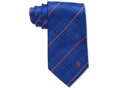 New York Mets Oxford Woven Tie