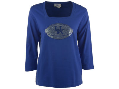 Kentucky Wildcats NCAA Women's 3/4 Sleeve T-Shirt