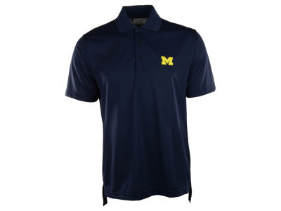 Michigan Wolverines adidas NCAA Golf Polo