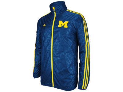 Michigan Wolverines adidas NCAA Crazy Light Jacket