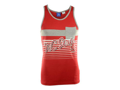 North Carolina State Wolfpack adidas NCAA Pocket Tank