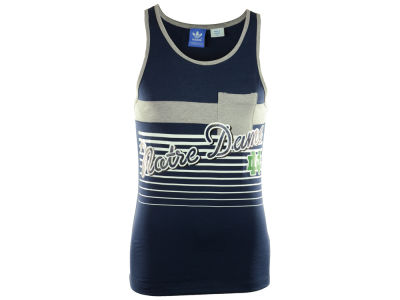 Notre Dame Fighting Irish adidas NCAA Pocket Tank