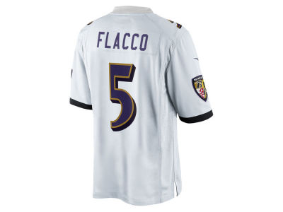 Baltimore Ravens Joe Flacco Nike NFL Men's Limited Jersey