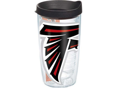 Atlanta Falcons 16oz. Colossal Wrap Tumbler with Lid