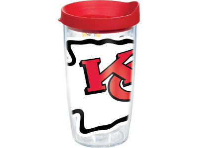 Kansas City Chiefs 16oz. Colossal Wrap Tumbler with Lid