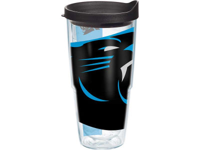 Carolina Panthers 24oz. Colossal Wrap Tumbler
