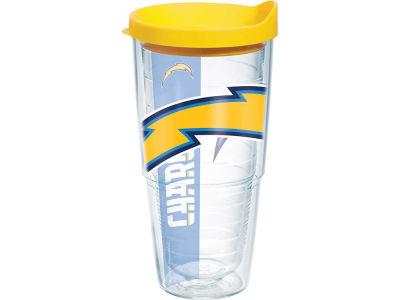 Los Angeles Chargers 24oz. Colossal Wrap Tumbler