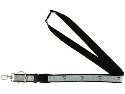Pittsburgh Penguins Sparkle Lanyard-Aminco