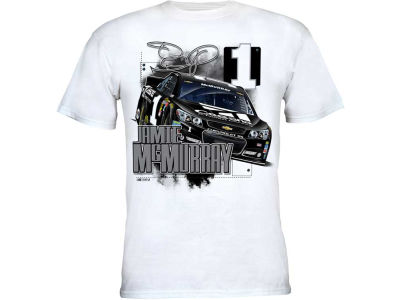 Jamie McMurray NASCAR Draft T-Shirt