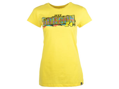 Jeff Gordon NASCAR 2014 Ladies Fabricator T-Shirt