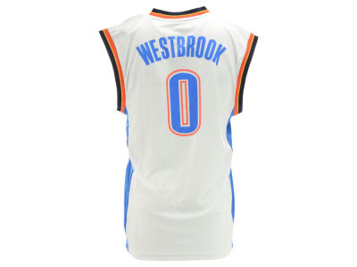 Oklahoma City Thunder Russell Westbrook adidas NBA Rev 30 Replica Jersey