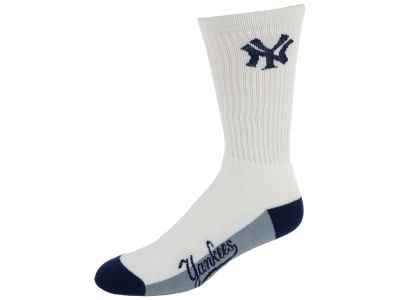 New York Yankees Crew White 506 Sock
