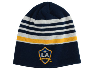 LA Galaxy adidas MLS 2014 Coaches Knit