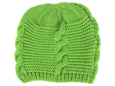 Seattle Sounders FC adidas MLS Womens Cable Knit Hat