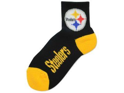 Pittsburgh Steelers Ankle TC 501 Med Sock