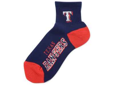 Texas Rangers For Bare Feet Ankle TC 501 Med Sock