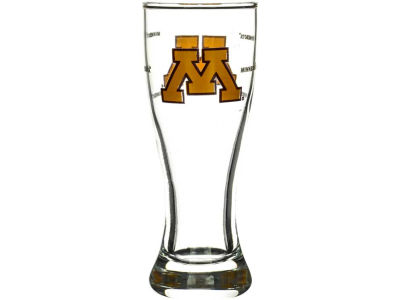 Minnesota Golden Gophers Satin Etch Mini Pilsner
