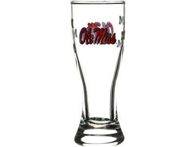 Ole Miss Rebels Satin Etch Mini Pilsner