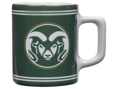 Colorado State Rams 2oz Mini Mug Shot