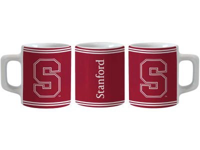 Stanford Cardinal Sublimated Mini Mug-2oz.