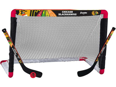 Chicago Blackhawks Mini Goal-Stick-Ball Set