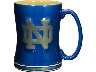 Notre Dame Fighting Irish 14 oz Relief Mug
