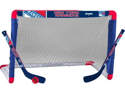 New York Rangers Mini Goal-Stick-Ball Set