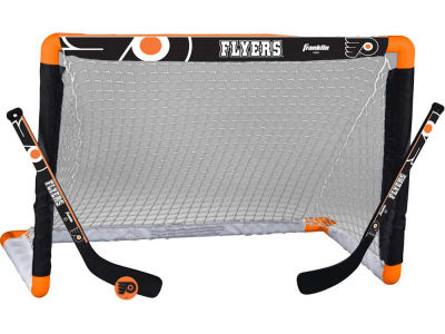Philadelphia Flyers Mini Goal-Stick-Ball Set