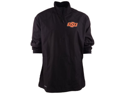 Oklahoma State Cowboys Nike NCAA Men's Lockdown Half Zip Pullover Jacket