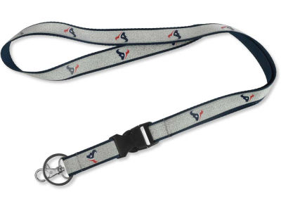 Houston Texans Sparkle Lanyard-Aminco