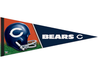 Chicago Bears 12x30in Pennant