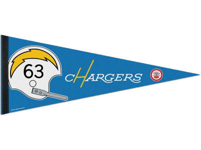 Los Angeles Chargers 12x30in Pennant