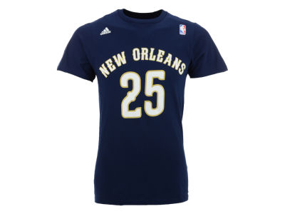 New Orleans Pelicans Austin Rivers adidas NBA Men's Player T-Shirt