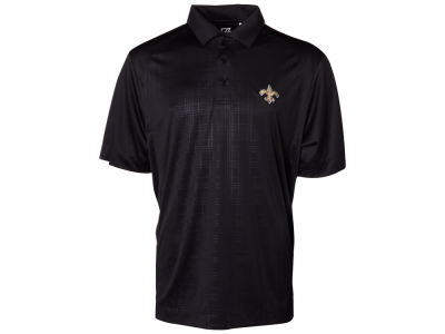 New Orleans Saints NFL Drytec Sullivan Embossed Polo