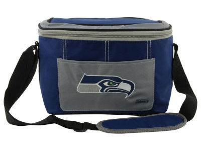 Seattle Seahawks 12 Can Soft Sided Cooler