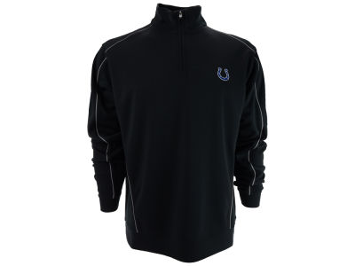 Indianapolis Colts NFL CB DryTec Edge Half Zip Jacket