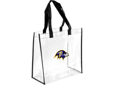 Baltimore Ravens Clear Reusable Bag