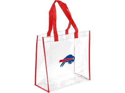 Buffalo Bills Clear Reusable Bag