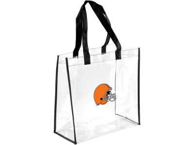 Cleveland Browns Clear Reusable Bag
