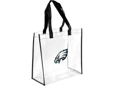 Philadelphia Eagles Clear Reusable Bag