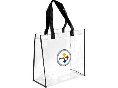 Pittsburgh Steelers Clear Reusable Bag