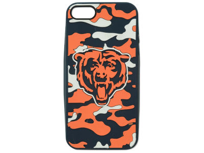 Chicago Bears iPhone SE Case Silicone Camo
