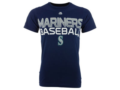 Seattle Mariners MLB Kids Game Winning Run T-Shirt