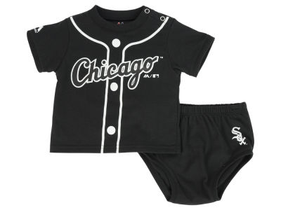 Chicago White Sox MLB Newborn Little Player Set