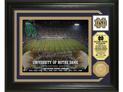 Notre Dame Fighting Irish Photo Mint Coin-Bronze