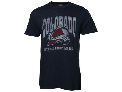 Colorado Avalanche '47 NHL Scrum Logo T-Shirt
