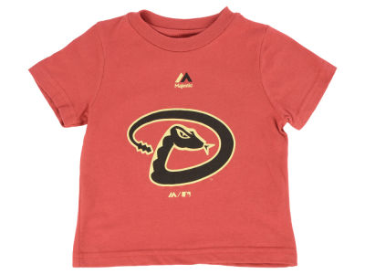 Arizona Diamondbacks MLB Infant Primary Logo T-Shirt